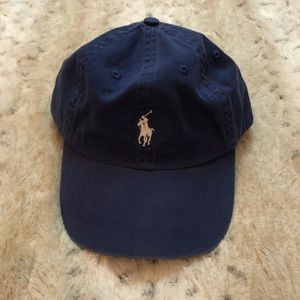 Polo Ralph Lauren Blue Hat